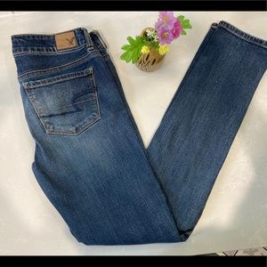 American Eagle Skinny Super Stretch Jeans size 4